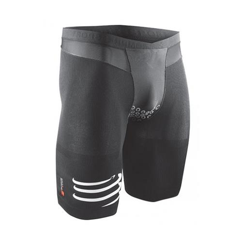 Bermuda De Compressão Compressport Triathlon Tr3 Brutal Short V2