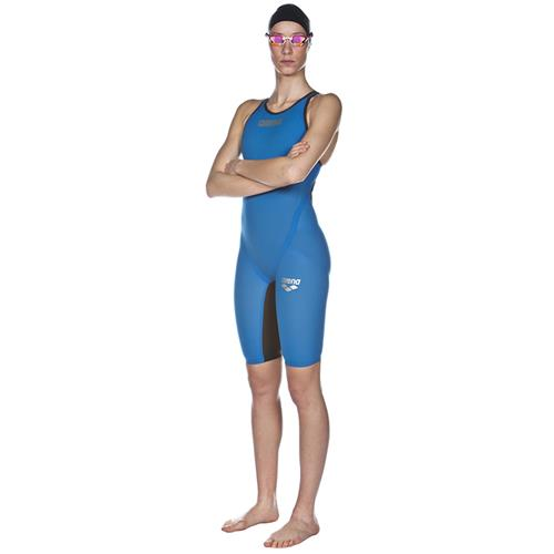 Maiô Arena Carbon Flex Vx Full Body Short Leg Open Back