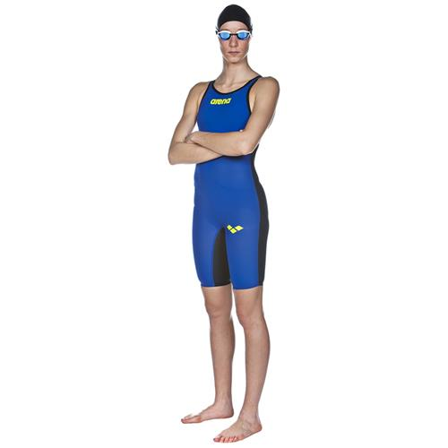 Maiô Arena Full Body Short Leg Open Powerskin Carbon Air